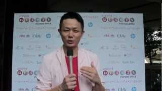 CozyCot Beauty Forum 2012 - Larry Yeo Interview Segment Thumbnail
