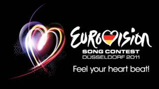 Eurovision 2011 Georgia - Ekjrine - One more day (karaoke / instrumental)