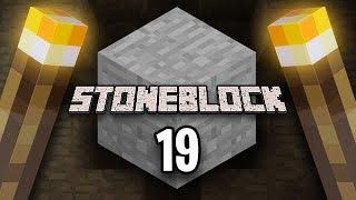 Minecraft: StoneBlock Survival Ep. 19 - TO THE VOID