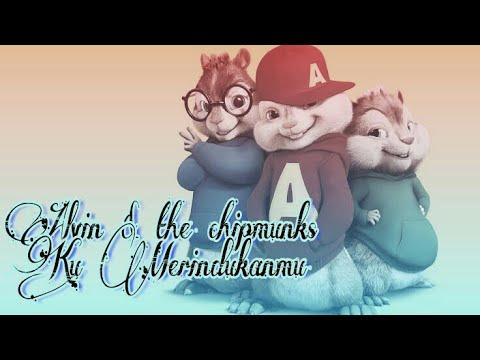 Dash Uciha : Alvin & the chipmunks version : Ku merindukanmu new version
