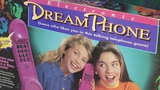 Board James: Dream Phone (Episode 19)(Board James loves board games enough to try one exclusively for girls: 1991′s