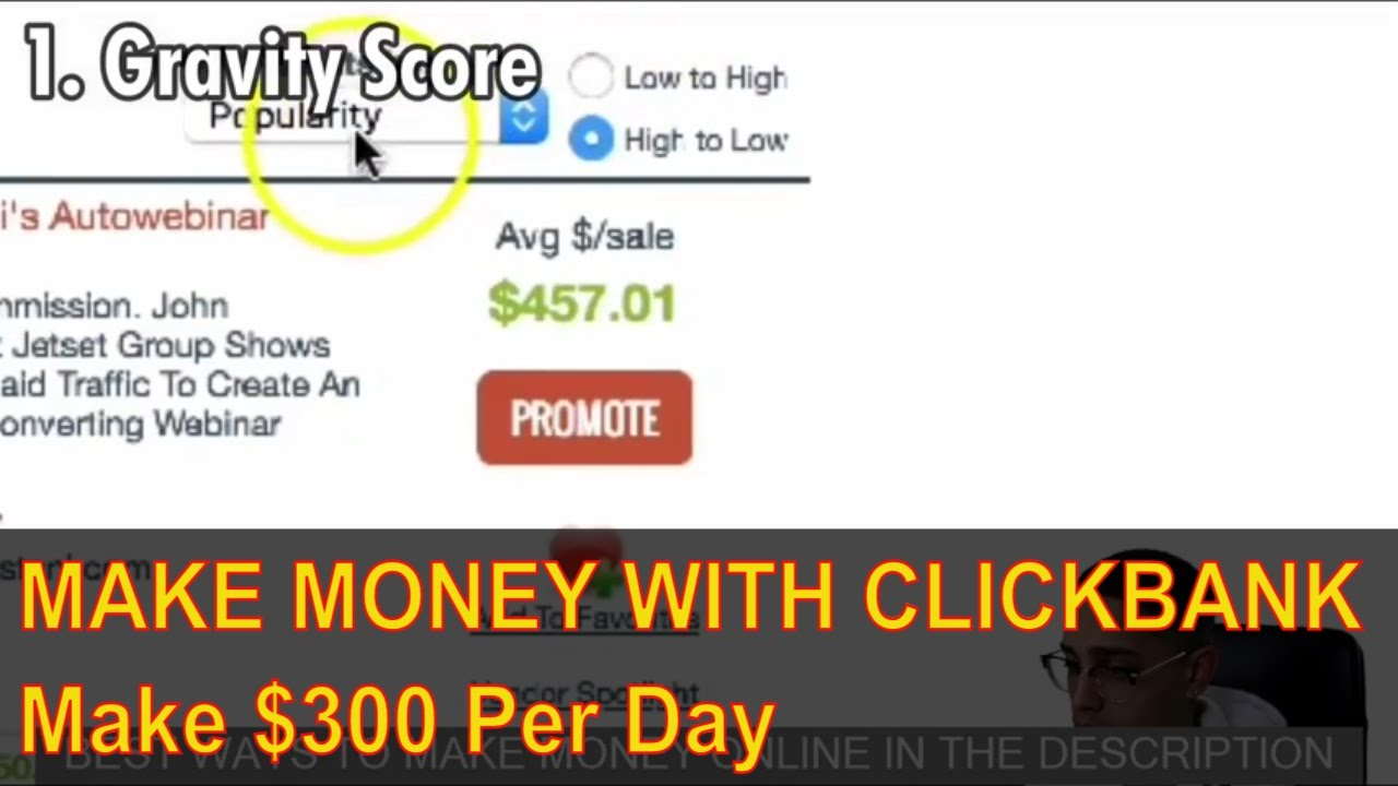 Make 0 Per Day With Clickbank – Make Money Online