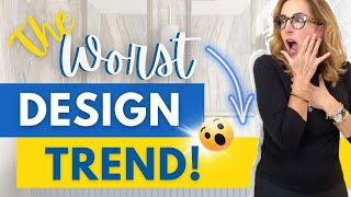 THE WORST DESIGN TREND EVER... (That Even The Design Pros Are Missing)
