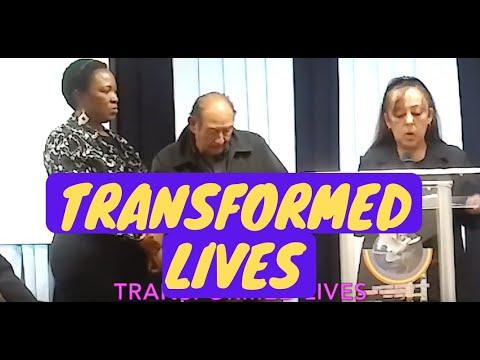 Transformed Lives @ Fresno Deliverance Center
