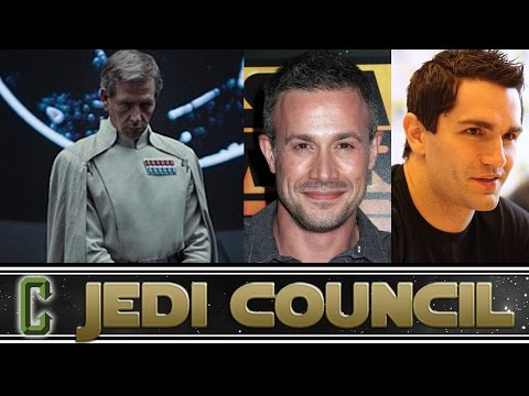 Collider Jedi Council  Rogue One    with Freddie Prinze Jr & Sam Witwer