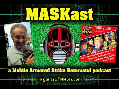 MASKast 38: Doug Stone Interview