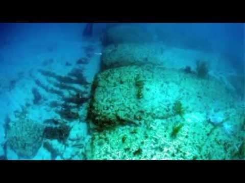Underwater mysteries - Bimini Road (Bahamas)