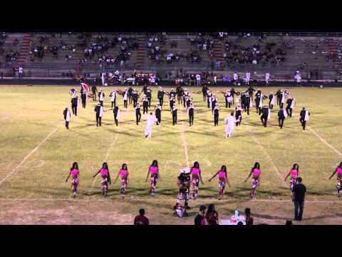 William M. Raines High School Marching Band