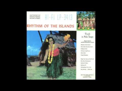 Genoa Keawe And Her Hawaiians – Rhythm Of The Islands [LP]