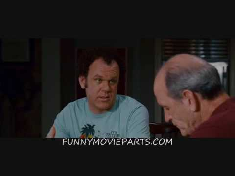 Step Brothers Table Scene We Are Men Youtube