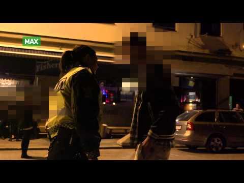 Mann stikker av etter barbråk i Arendal