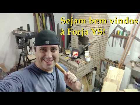 """Projeto F5 - A """"Faca Jardineira"""" de Paulo Pereira"""