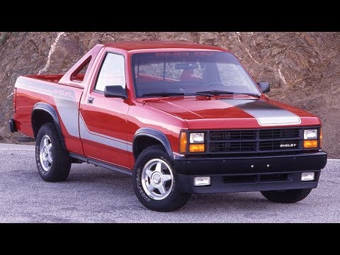 Why The 1989 Shelby Dakota Was The First Performance Pickup
