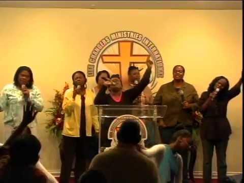 PROPHET DEMARCO GRANT AT LIFE CHANGERS MINISTRIES, NASSAU BAHAMAS