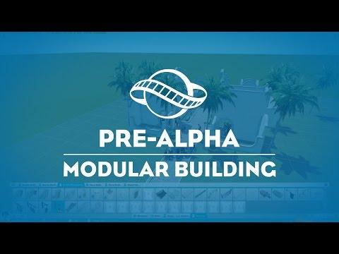 Modular Building Time Lapse