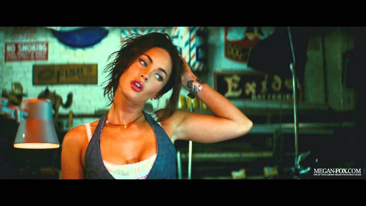 Megan Fox / Transformers 2 - YouTube