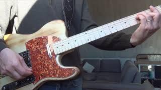 Test. Fender Gen 4 Noiseless Pickup Set