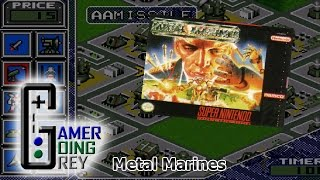 Gamer Going Grey - Metal Marines (SNES) review