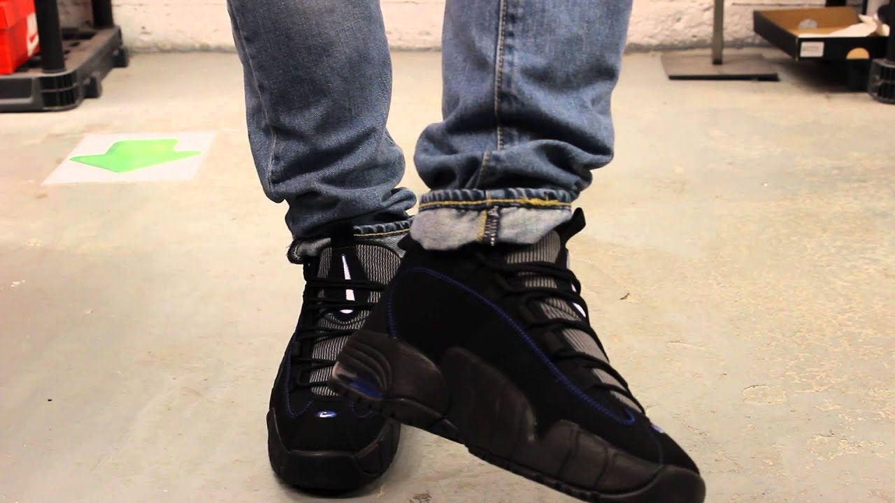 nike air max penny 1 �96 all star game� onfeet video at