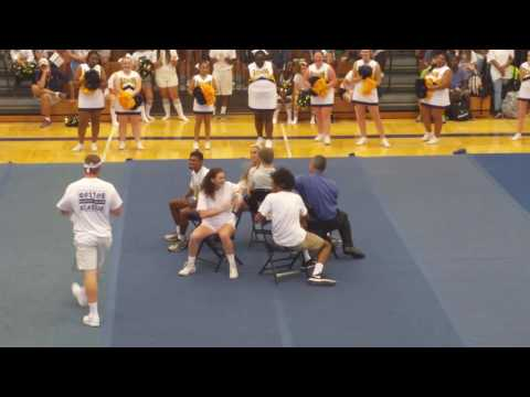 Cotton Classic Pep Rally - Musical Chairs