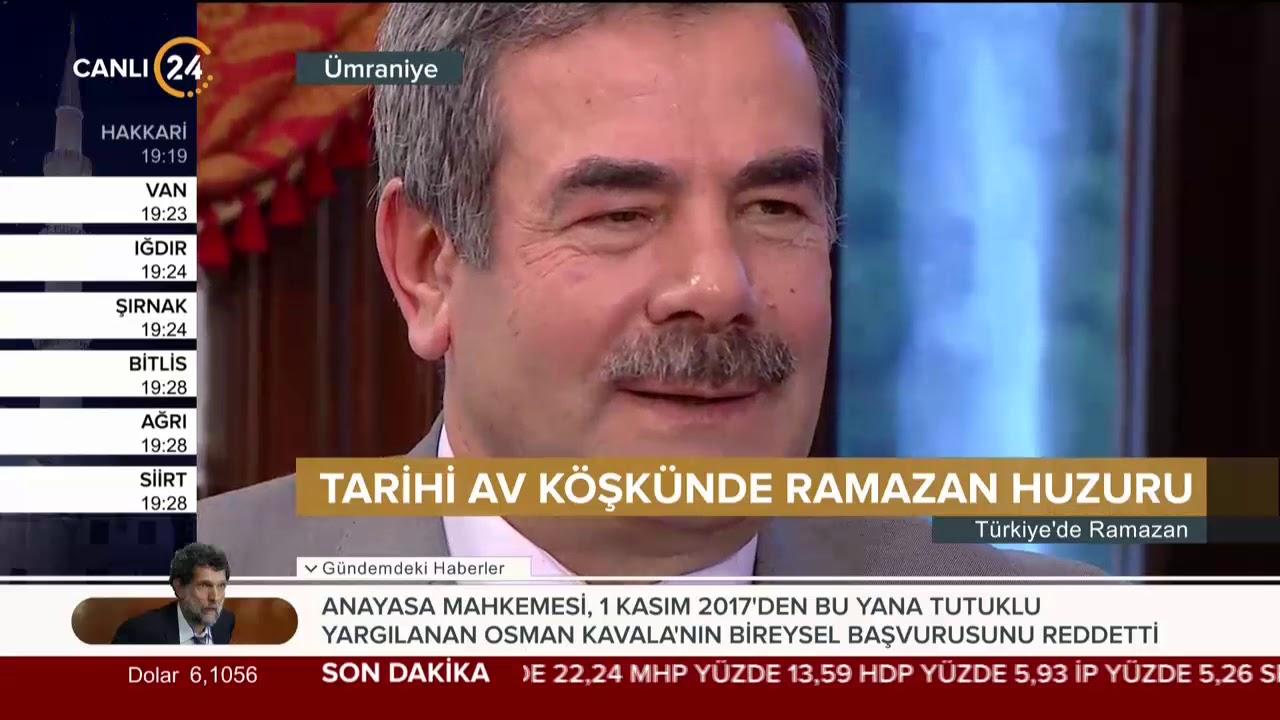 Türkiye'de Ramazan (22.05.2019)
