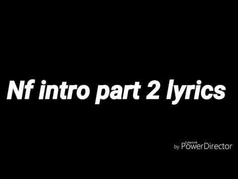 Nf intro part 2 lyrics