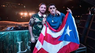 Bad Bunny Ft Alesso - I Like It (Tomorrowland 2018)