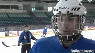 Как забивать голы в хоккее?