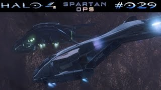 HALO 4: SPARTAN OPS | #029 - Infiltrieren: Sprengköpfe | Let's Play Halo The Master Chief Collection
