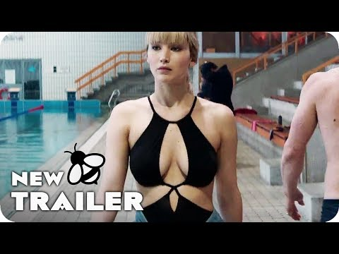 Red Sparrow Trailer (2018) Jennifer Lawrence Movie