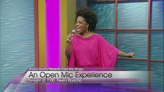 Singer Rhonda Ross on Valley View Live!