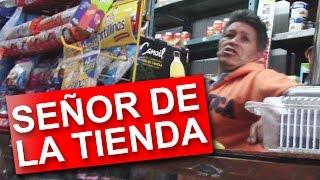 VISITANDO AL SEÑOR DE LA TIENDA (BROMA) thumbnail