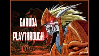 Garuda - Street Fighter Ex Plus Alpha Playthrough HD