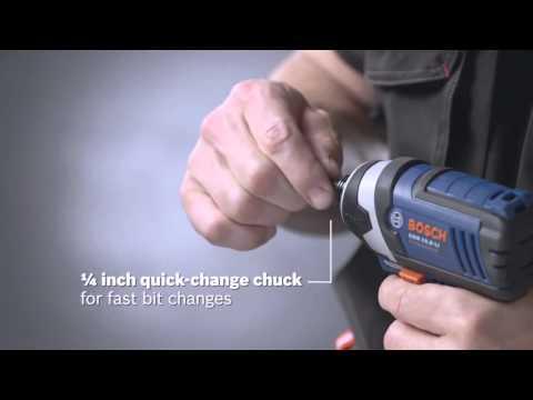 電鑽佬-Bosch GDR 10,8V-Li 充電式鋰電衝擊起子機 (電扑)