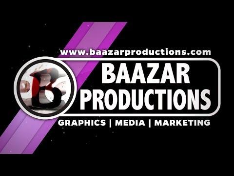 Baazar Productions - Graphics Demo Reel