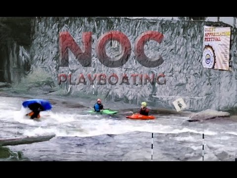 Playboating at the NOC