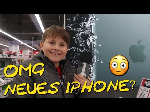 IPHONE 11 PRO MAX FÜR ASH? 😲 WENN EIN 10 JÄHRIGER BEI MEDIA MARKT EINKAUFT 😅 Vlog #374 🌸 marieland 💐