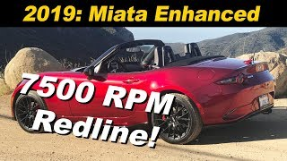 2018 Mazda Mx-5 Miata Review - First Drive
