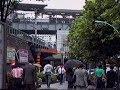 1991 五反田駅辺りの散歩 両側 Gotanda Station - Both Sides 910620