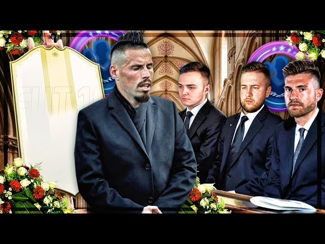 FIFA 19: Hamsik SBC HARDCORE Squad Builder Battle VS Benji !! R.I.P ..