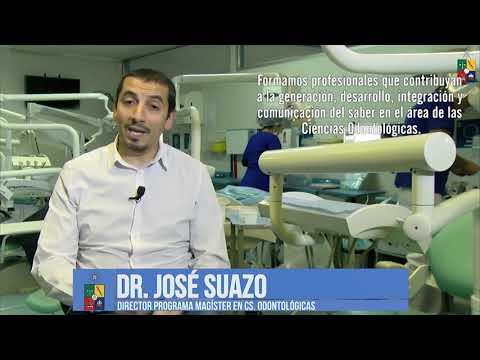 Magíster En Ciencias Odontológicas Facultad De Odontología Universidad De Chile.