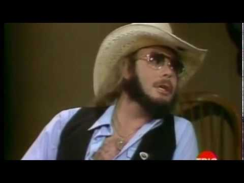 Hank Williams Jr. Interview on David Letterman Show