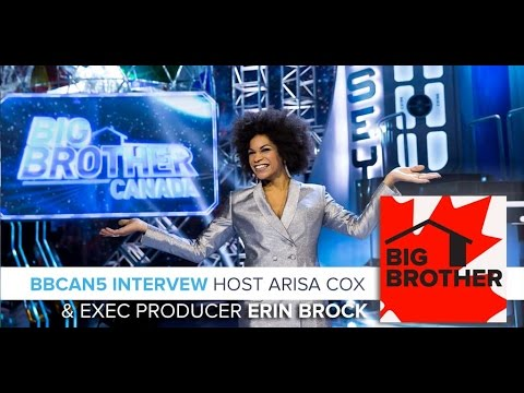 BBCAN5 Executive Producer Erin Brock & Arisa Cox Interview BBCAN5 - 5/09/17