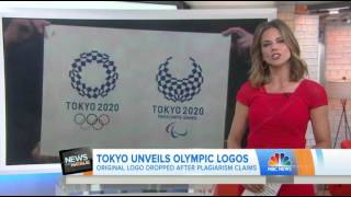 New logo for 2020 Tokyo Olympics unveiled