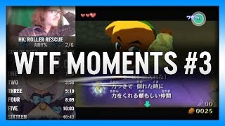 """Did I just find a glitch?"" 