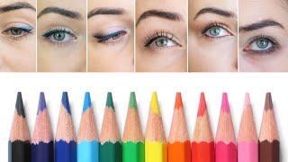 видео Косметический карандаш: хитрости макияжа глаз