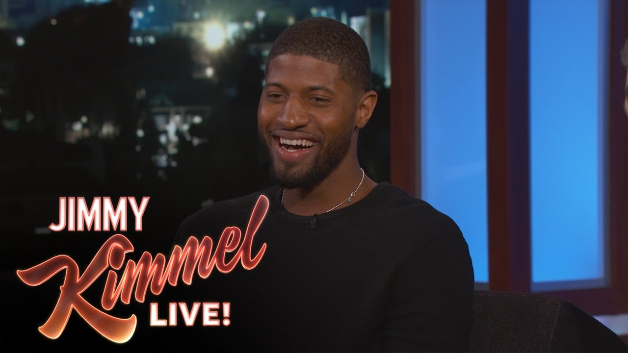 d805c474d04 Paul George on Being Drafted & Meeting Larry Bird - YouTube