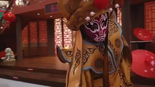 CNY2019~ Grand Tea House Musical 变脸表演 #3