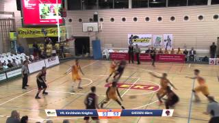 Enosch Wolf ProA Germany - Highlights 14-15