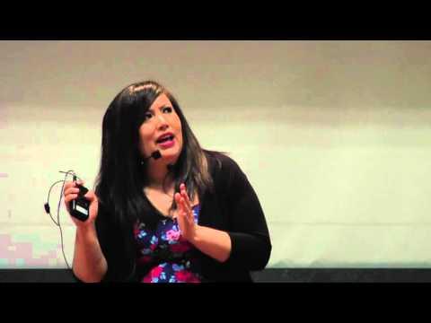 The Magic of Literacy | Inga Gardlund | TEDxAklavik